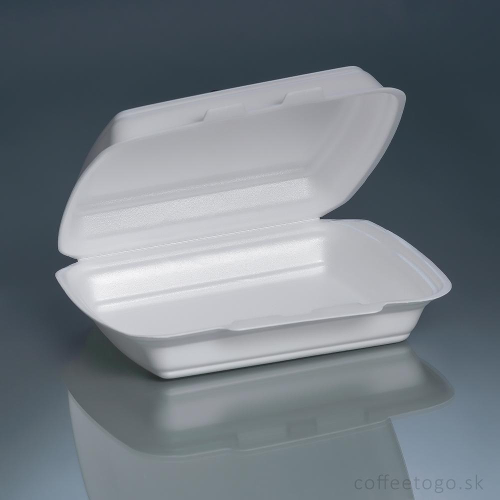 7799427287 Menu box - jednoduchý 1 dielny   100 ks