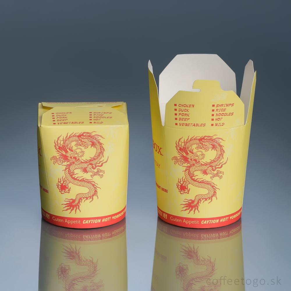 Asia Box - 16OZ - 500ml / 25 ks